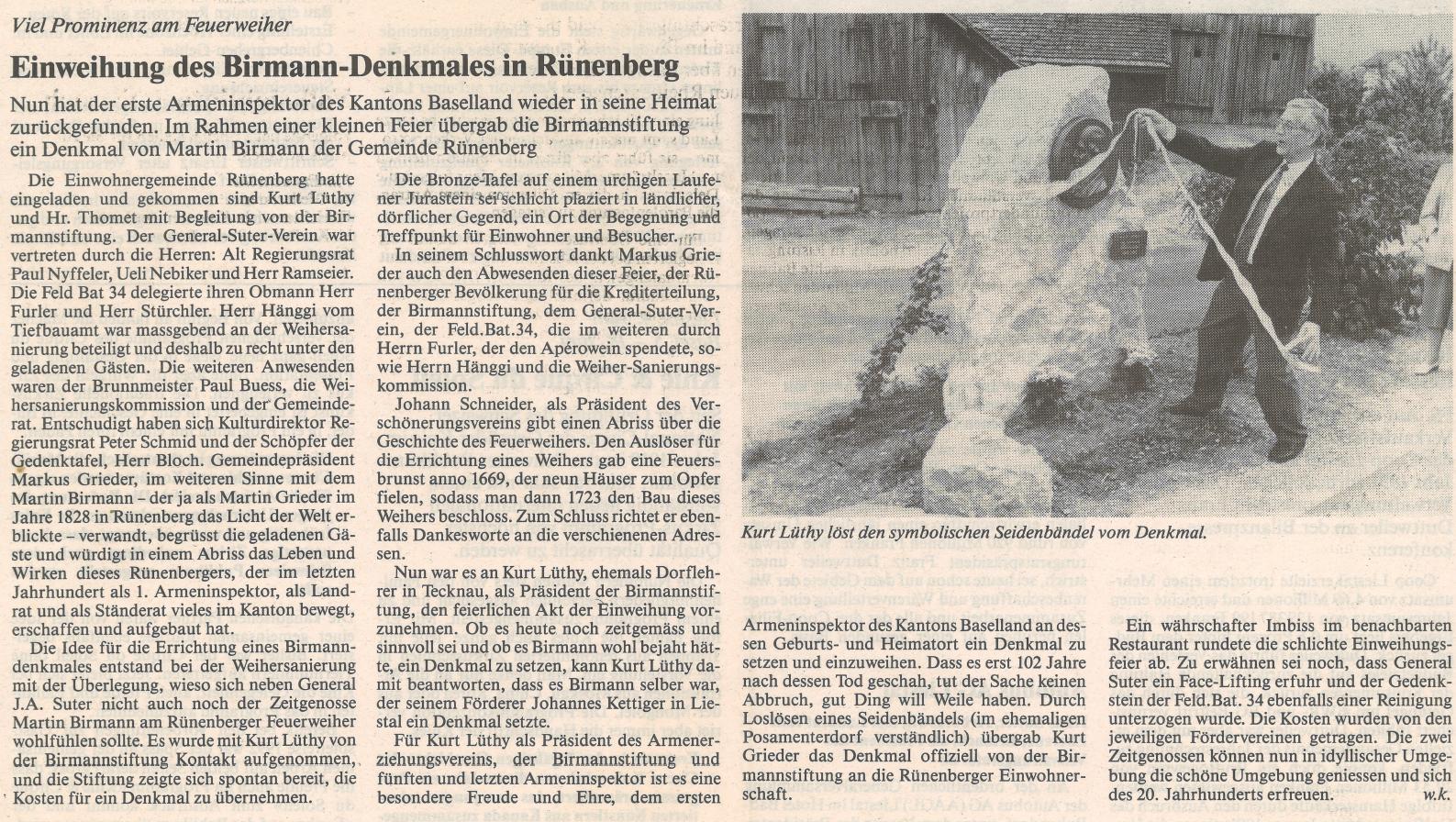 einweihung-birmann-denkmal-mai-1992